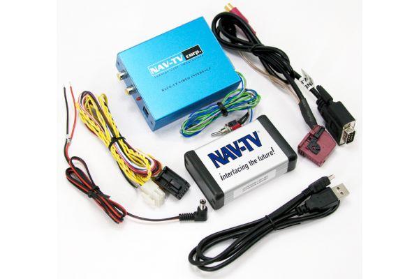 Large image of NAV-TV MAS-TV2 Maserati Interface - NTV-KIT412