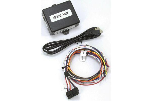 Large image of NAV-TV W222-VIM Video In Motion Mercedes-Benz Integration Kit - NTV-KIT618