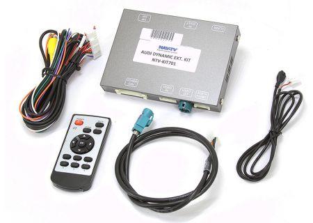 NAV-TV AUDI-Dynamic EXT Kit Interfaces - NTV-KIT701