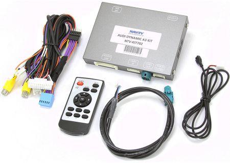 NAV-TV AUDI-Dynamic A3 Kit Interfaces - NTV-KIT702