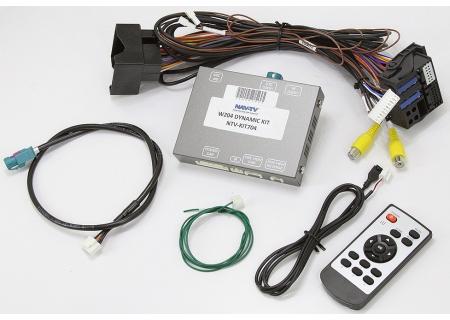 NAV-TV W204-N RVC Interface Kit - NTV-KIT704