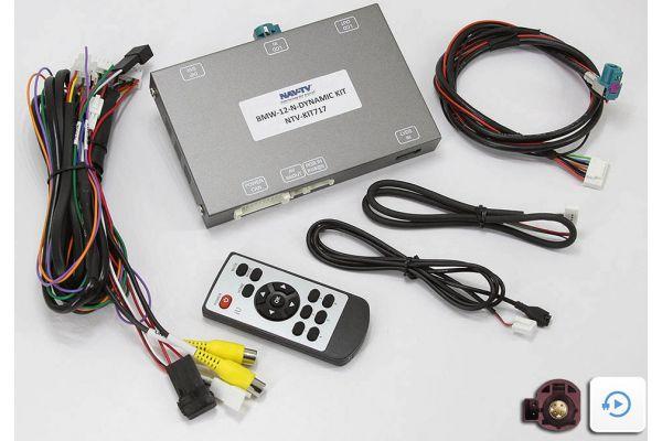 Large image of NAV-TV BMW12N-DYNAMIC Kit Interface Kit - NTV-KIT717