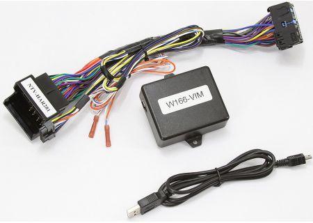 NAV-TV Mercedes W166-VIM Adapter Kit - NTV-KIT720