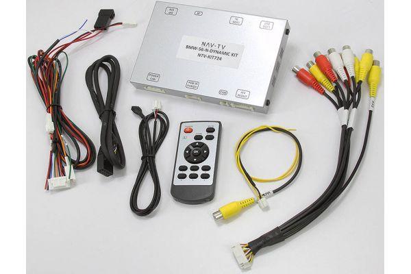 Large image of NAV-TV Dynamic Back-up Camera Kit Interfaces - NTV-KIT724