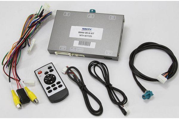 Large image of NAV-TV BMW09N-DYNAMIC Kit Interface Kit - NTV-KIT725