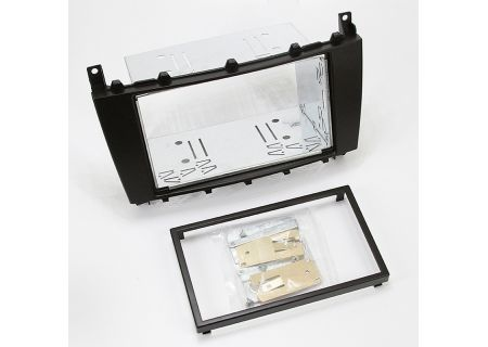 NAV-TV Black Mercedes C Dash Kit - NTV-KIT737