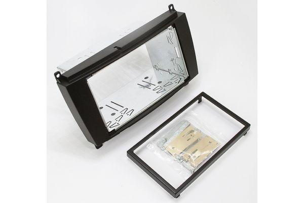 Large image of NAV-TV Black Mercedes CLK Dash Kit - NTV-KIT742