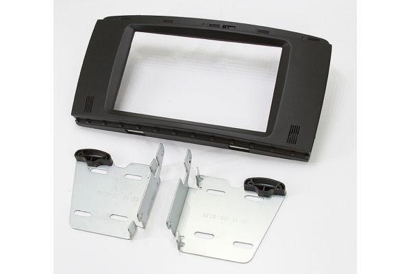 Large image of NAV-TV Black Mercedes R-Class Dash Kit - NTV-KIT743
