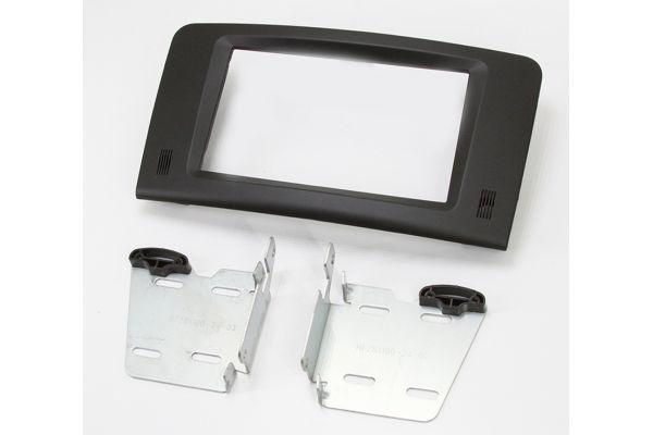Large image of NAV-TV Black Mercedes ML Dash Kit - NTV-KIT744