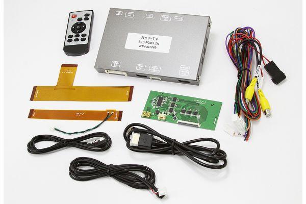 NAV-TV Porsche Video Input Adapter Kit - NTV-KIT749
