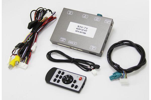 Large image of NAV-TV AUDI-VC Backup Camera Kit - NTV-KIT789