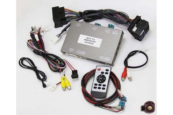 Large image of NAV-TV BMW12N-H Video Interface - NTV-KIT791
