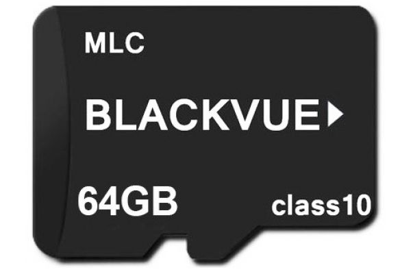 NAV-TV Blackvue 64GB Micro-SD Card - NTV-KIT821