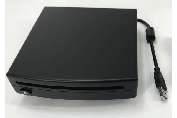 Large image of NAV-TV USB CD Player - NTV-KIT853