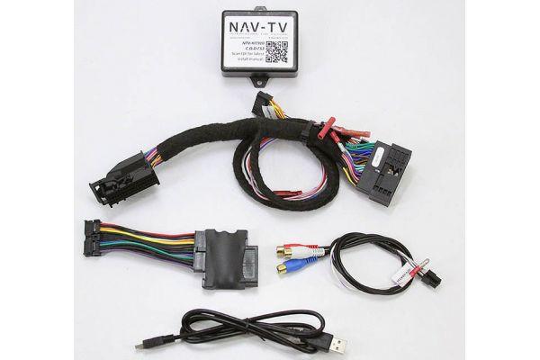 Large image of NAV-TV COD-F53 (Camera-On-Demand) Kit - KIT-910