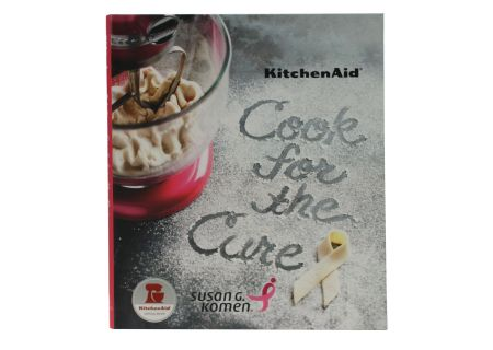 KitchenAid Cook For The Cure Cookbook  - 978-1-68022-0629