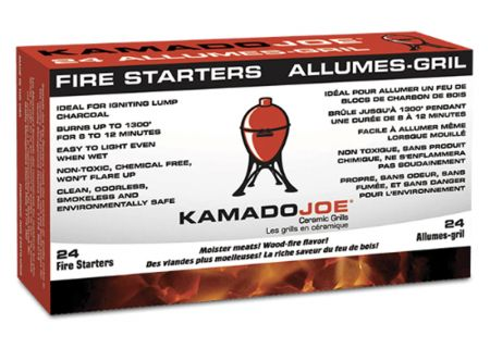 Kamado Joe Fire Starters - KJ-FS