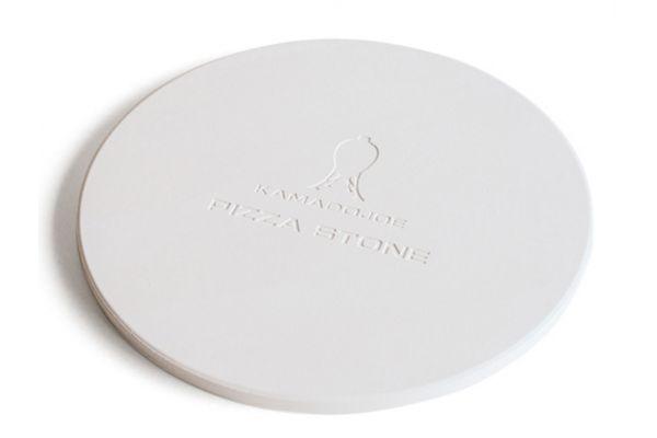 Large image of Kamado Joe White Pizza Stone - KJ-PS23