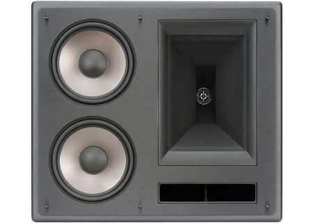 Klipsch Galaxy Black 2-Way THX Ultra2 In-Wall Right LCR Loudspeaker - KL-650-THX-R