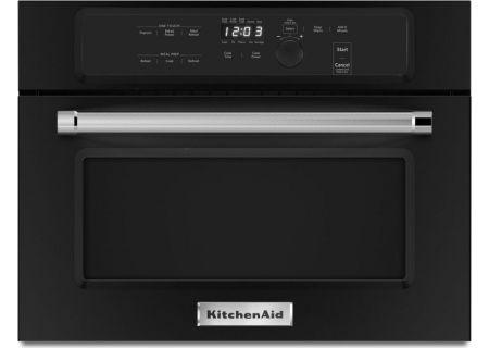 KitchenAid - KMBS104EBL - Microwaves