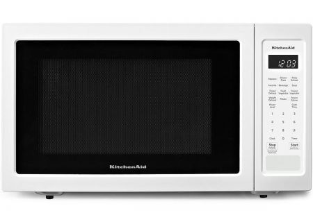 KitchenAid - KMCS1016GWH - Countertop Microwaves