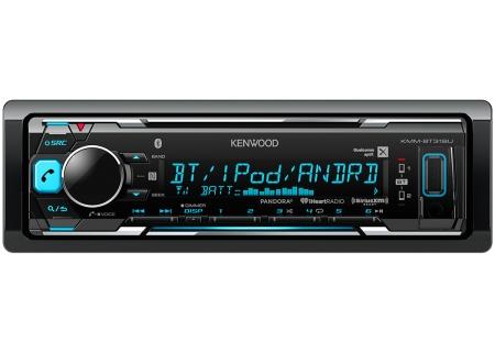 Kenwood - KMM-BT518HD - Car Stereos - Single DIN