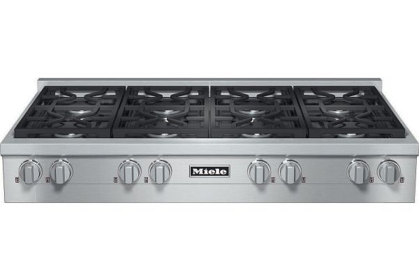 "Miele 48"" Gas Stainless Steel Rangetop - 10833860"