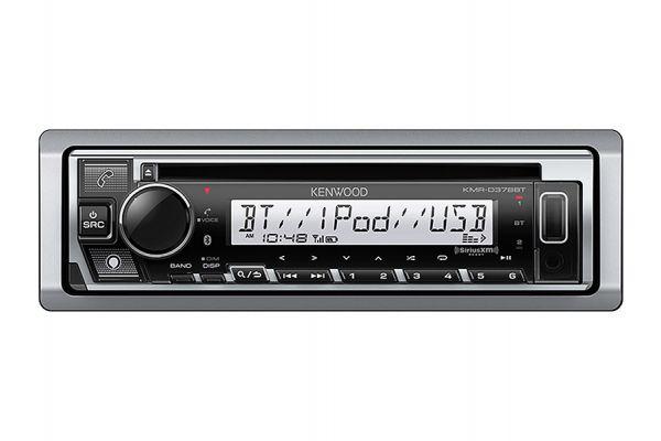 Large image of Kenwood Marine/Motorsports CD Receiver With Bluetooth - KMR-D378BT