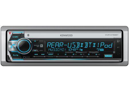 Kenwood - KMR-D768BT - Marine Radio