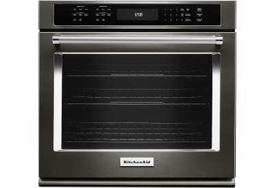 KitchenAid - KOSE507EBS - Single Wall Ovens