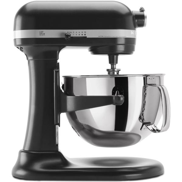 Kitchenaid 575 Watt Mixer KitchenAid 600 Series Bowl-Lift Stand Mixer - KP26M1XLC