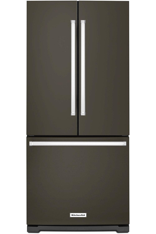 Kitchenaid Black Stainless French Door Krff300ebs
