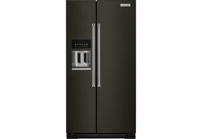 KitchenAid - KRSC503EBS - Side-by-Side Refrigerators