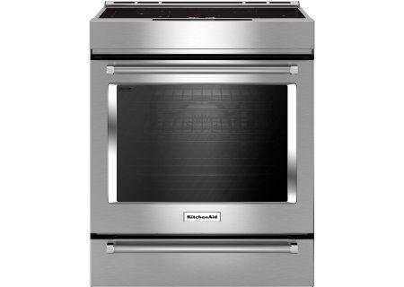 KitchenAid - KSIB900ESS - Induction Ranges