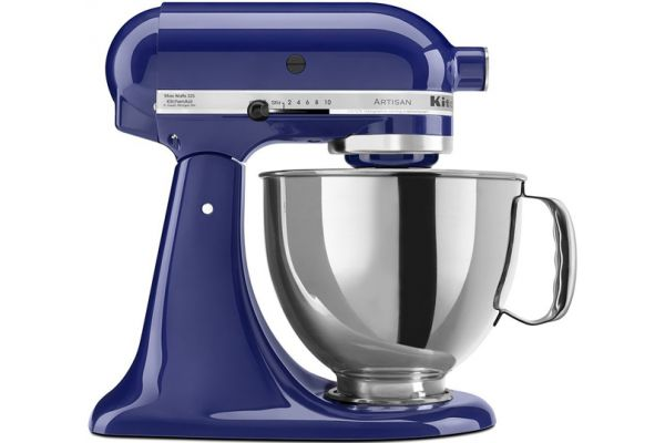 KitchenAid Artisan Cobalt Blue Stand Mixer - KSM150PSBU
