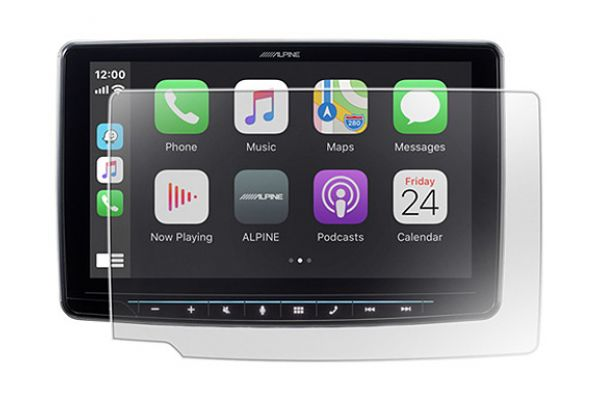 Large image of Alpine Anti-Reflective Screen Protector for the Alpine Halo9 - KTX-HF9