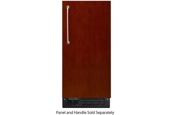 "Large image of KitchenAid 15"" Panel Ready Automatic Ice Maker - KUIX535HPA"