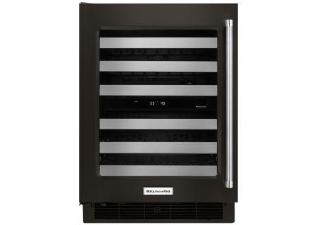 KitchenAid - KUWL304EBS - Wine Refrigerators and Beverage Centers