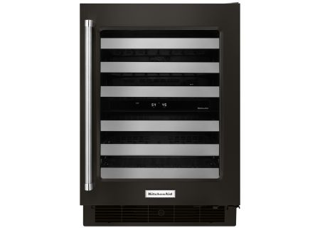KitchenAid - KUWR304EBS - Wine Refrigerators and Beverage Centers