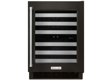 KitchenAid - KUWR304EBS - Wine Refrigerators and Beverage Centers