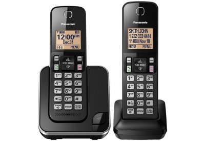Panasonic - KX-TGC352 - Cordless Phones