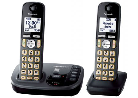 Panasonic - KX-TGD222M - Cordless Phones