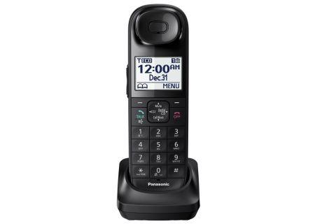 Panasonic DECT 6.0  Black Digital Cordless Handset  - KX-TGLA40B