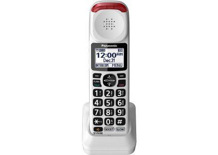 Panasonic DECT 6.0 Plus White Additional Digital Cordless Handset - KX-TGMA44W
