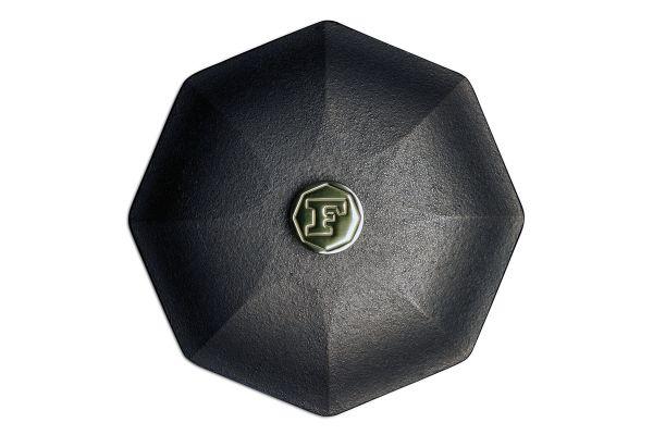 """Large image of Finex 10"""" Cast Iron Skillet Lid - L10-10001"""