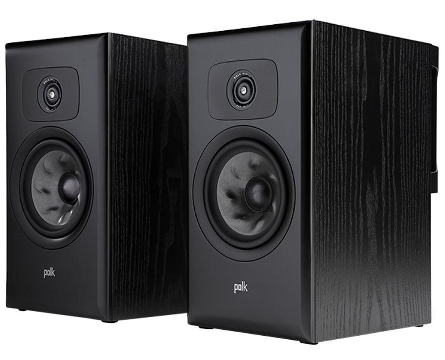 Polk Audio L200 Premium Bookshelf Speakers Pair L200bk