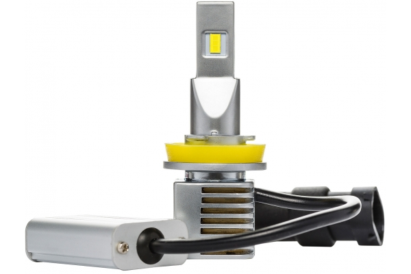 Large image of Lucas Lighting L2 Series H13 Replacement LED Headlight Bulbs - L2-H13