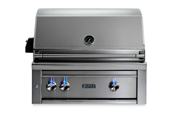 """Large image of Lynx Professional 30"""" Liquid Propane Built In Grill - L30TR-LP"""