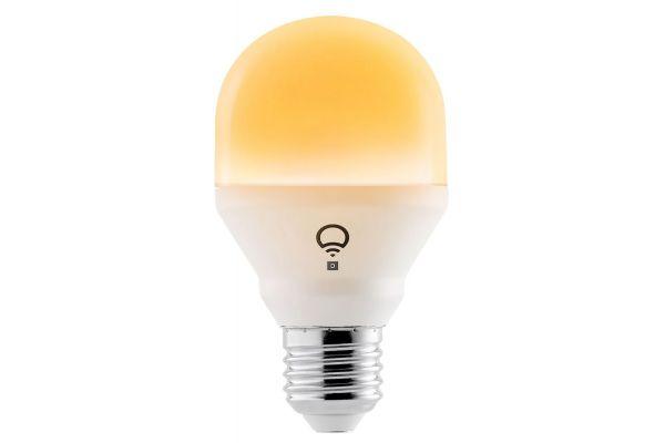 Large image of LIFX Mini Day & Dusk A19 LED Smart Light Bulb - L3A19MTW08E26