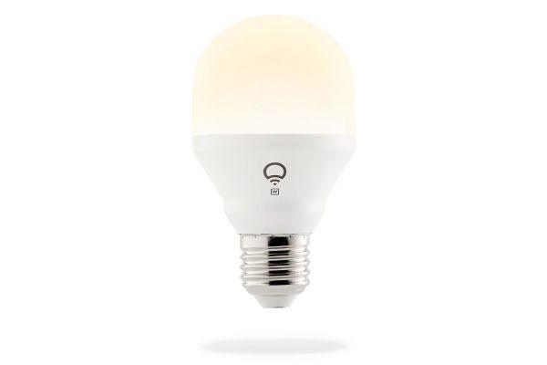 Large image of LIFX A19 E26 Mini White Smart Light Bulb - L3A19MW08E26